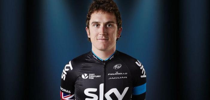 Geraint Thomas si ritira dal Giro d'Italia