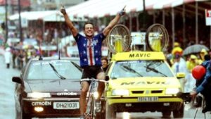 Lance Armstrong Oslo 1993