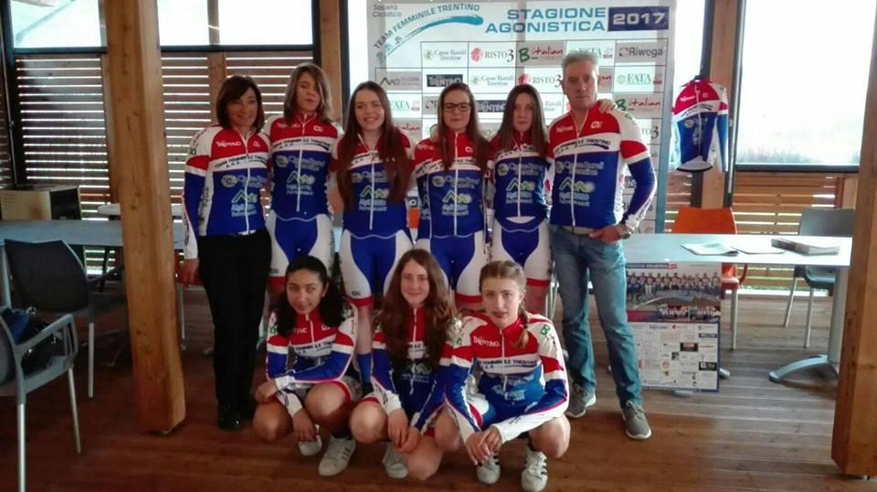 Team Femminile Trentino