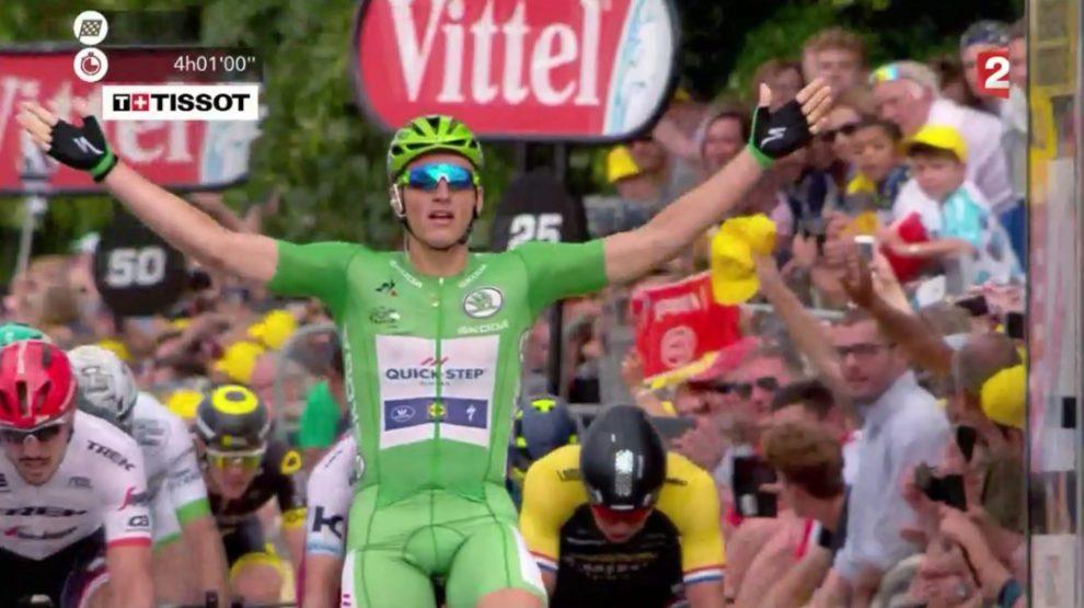 Marcel Kittel vince