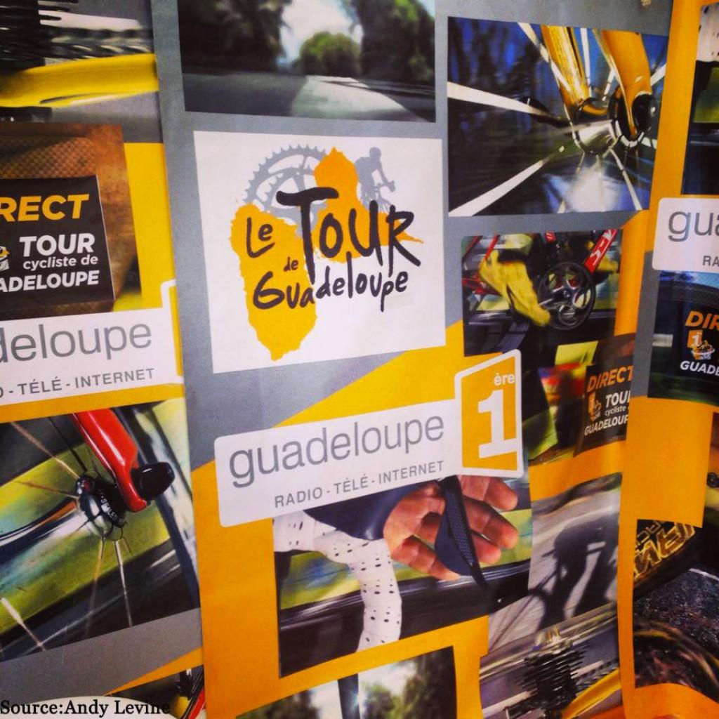 Tour de la Guadeloupe