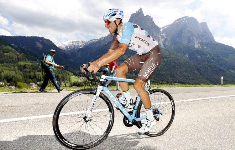 Matteo Montaguti si frattura