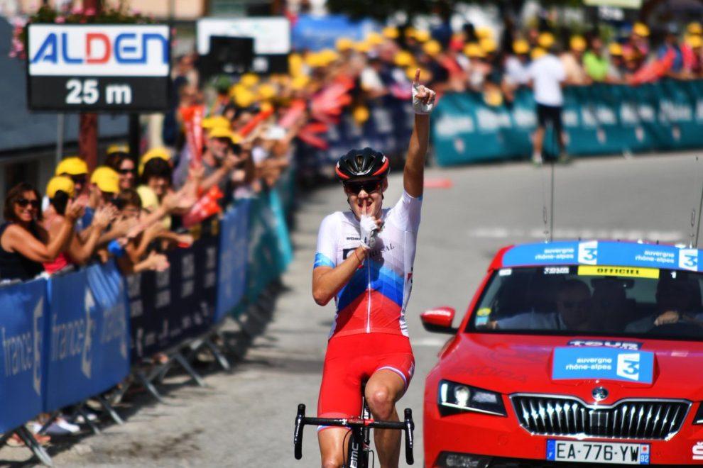 Tour de l'Avenir vittoria