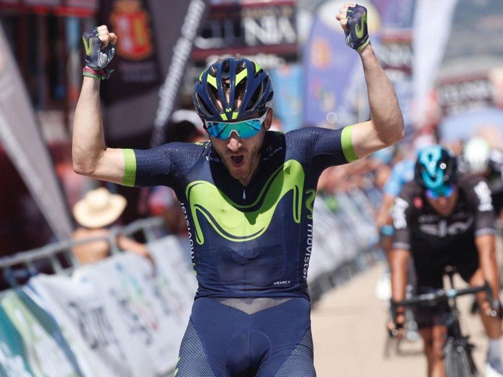 Vuelta Burgos Carlos Barbero