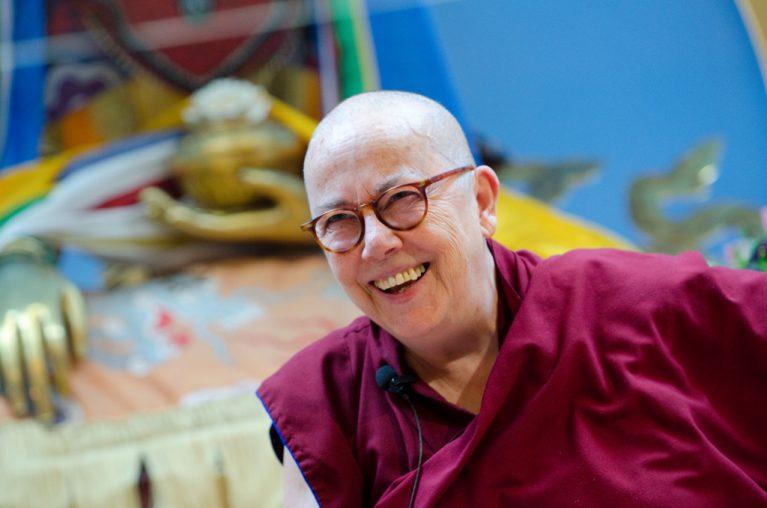 Manuel Quinziato buddista