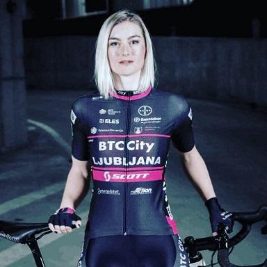 Anna Stricker ingaggiata