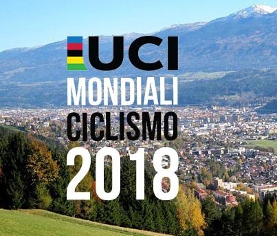 Mondiali Innsbruck 2018