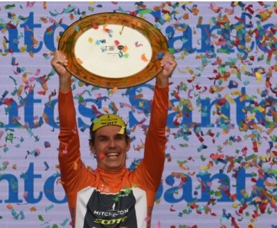 Daryl Impey conquista il Tour Down Under