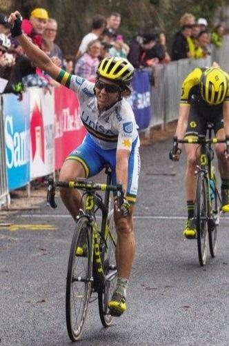 Katrin Garfoot vince al Santos Women's Tour