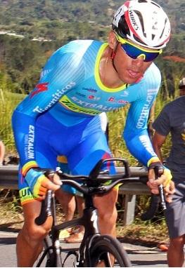 Vuelta a Costa Rica: Juan Carlos Rojas