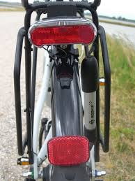Catadiottri sulle biciclette