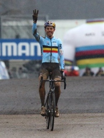 Wout Van Aert Campione