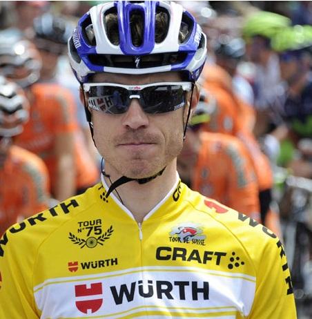 Cunego ultima sfida: il Tour de Suisse