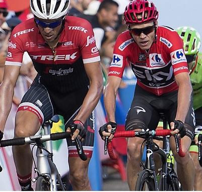 Froome su Contador