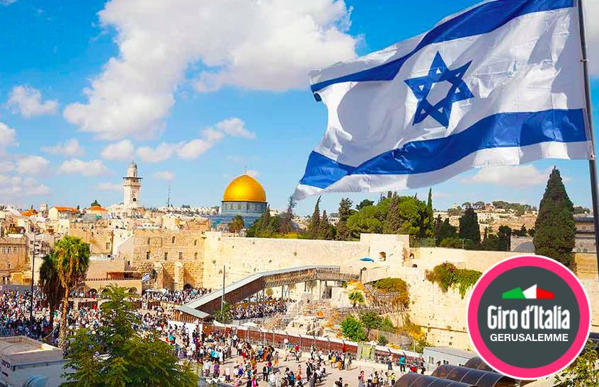 Giro d'Italia ad Israele
