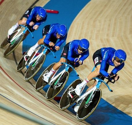 Ciclismo Mondiali 2018 su pista