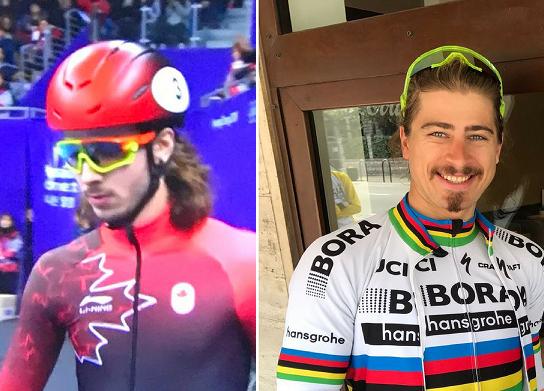 Olimpiadi Invernali il gemello di Sagan?