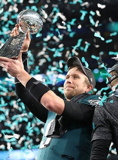 Super Bowl: vince Philadelphia