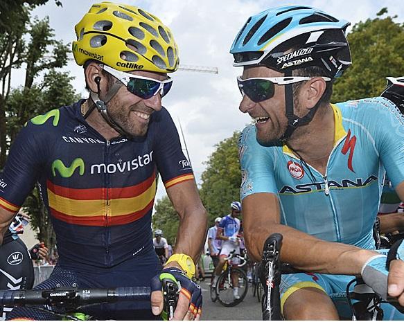 Valverde e Scarponi