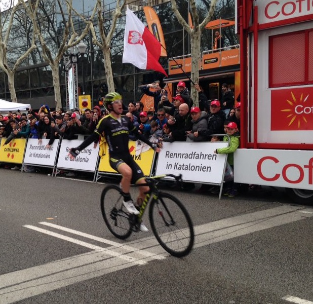 Catalunya: vittoria di Yates