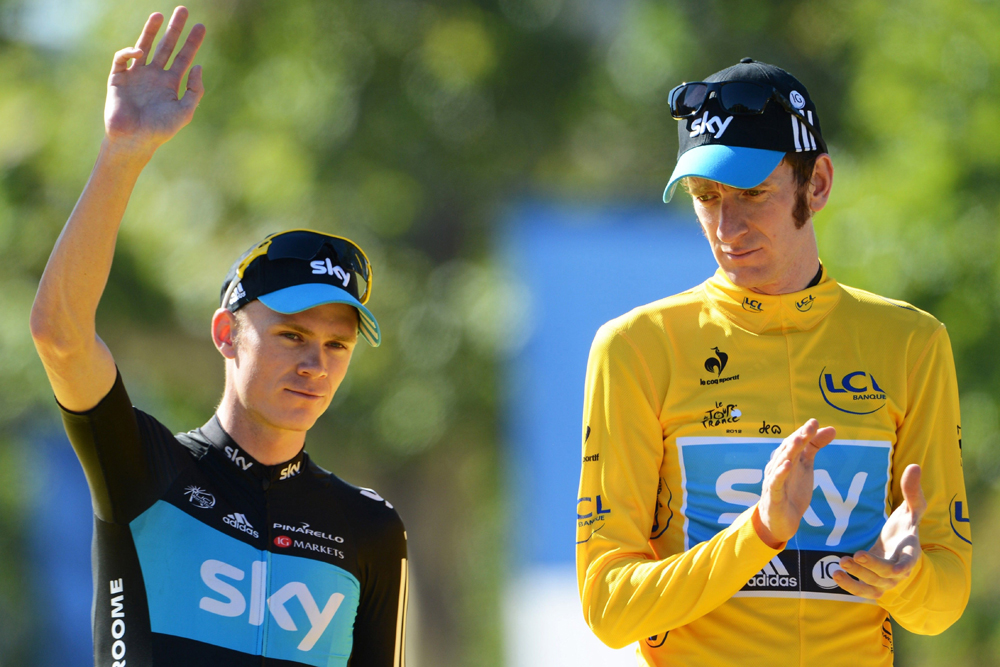 Tour de France 2012: Froome e Wiggins