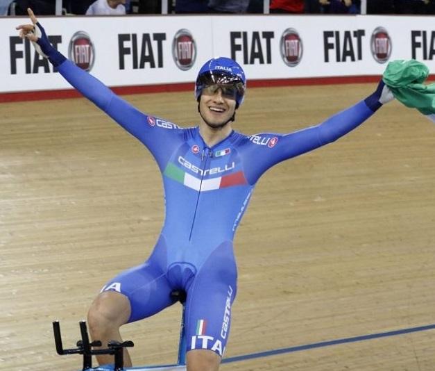 Filippo Ganna Campione