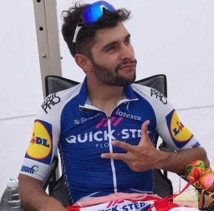 Gaviria addio alla Milano-Sanremo