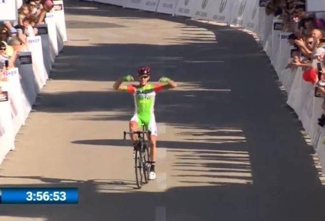 Alessandro Tonelli vince