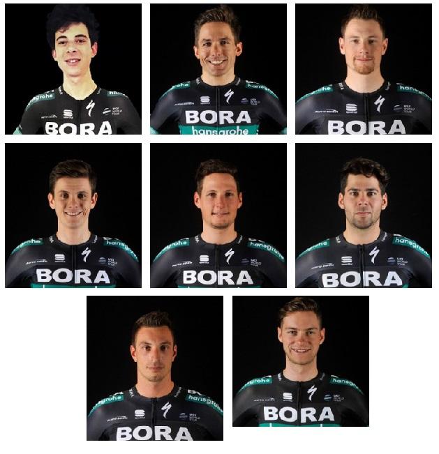 BORA-Hansgrohe al Giro d'Italia