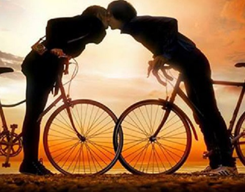 Incontri per adulti amanti del ciclismo?