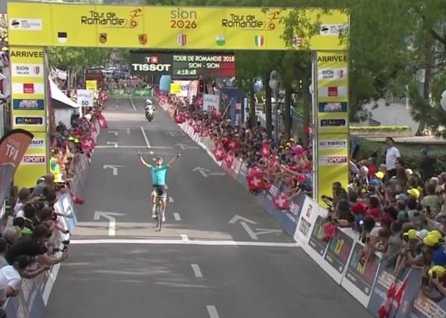 Tour de Romandie Jakob Fuglsang