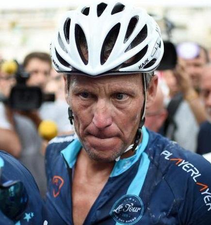 Armstrong al Giro 2018