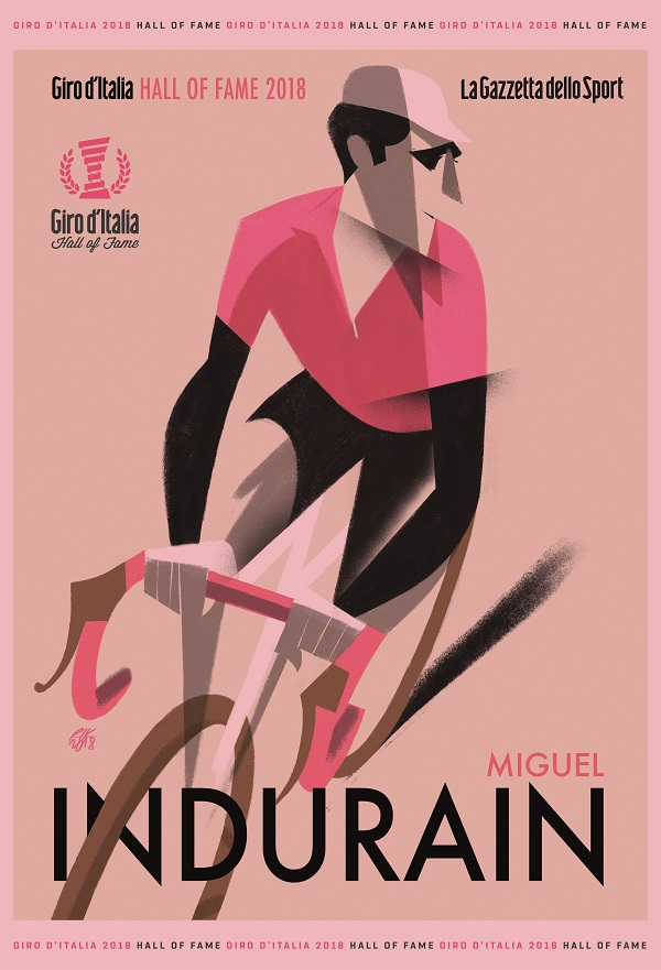 Indurain nella Hall of Fame