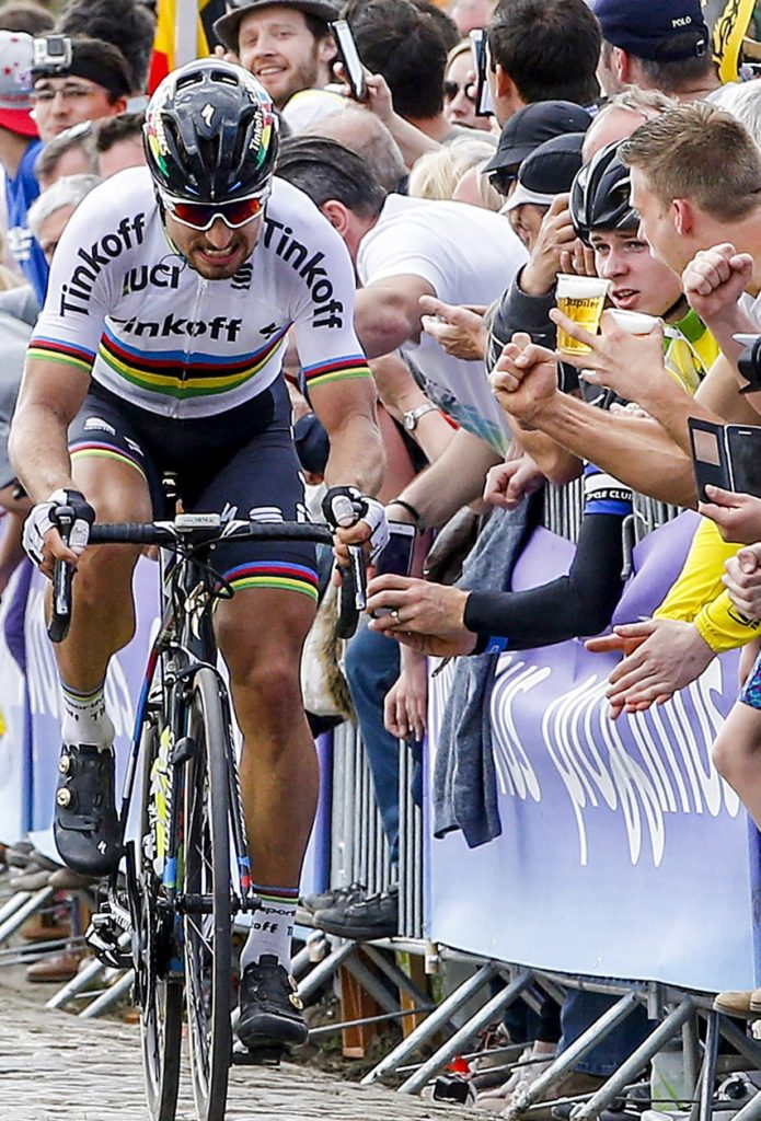 Peter Sagan Parigi-Roubaix