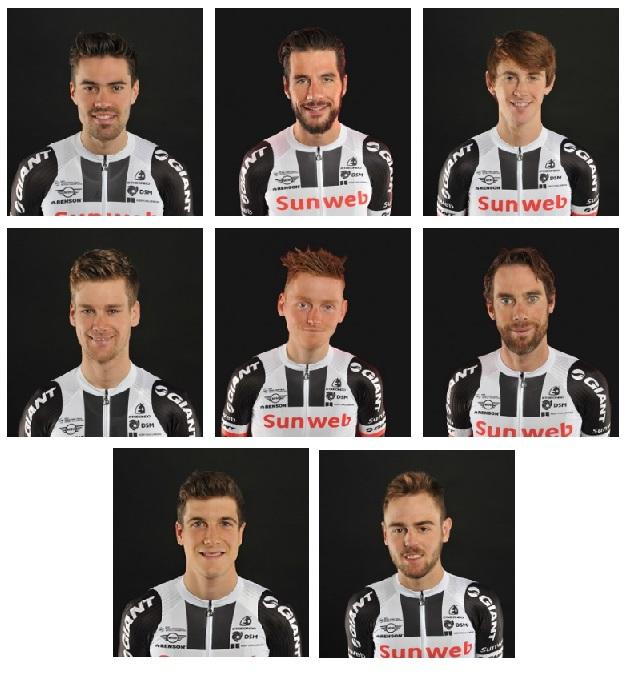 Team Sunweb al Giro d'Italia