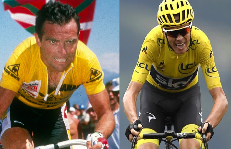 Hinault attacca Froome