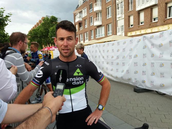 Cavendish contro Kittel e Greipel
