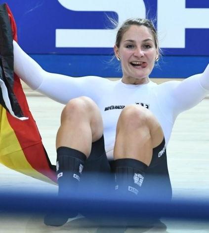 Kristina Vogel condizioni stabili