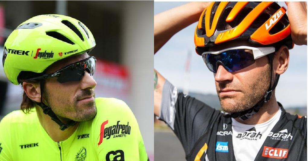 Phil Gaimon batte Fabian Cancellara