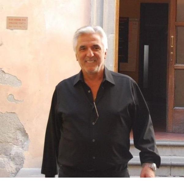 Fanini, patron della squadra ciclistica Amore e Vita-Prodir