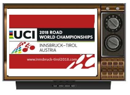 Come vedere il mondiale di ciclismo 2018 in streaming?