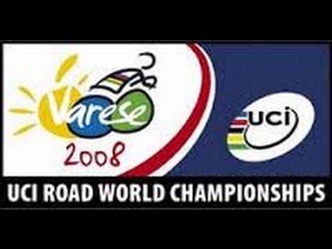 Mondiali di Varese 2008: il Logo