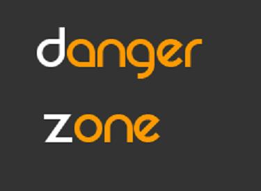 Danger Zone: il logo