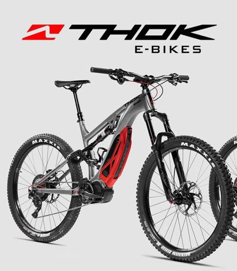 Thok e-bikes