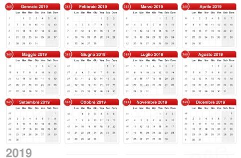Ciclismo calendario 2019