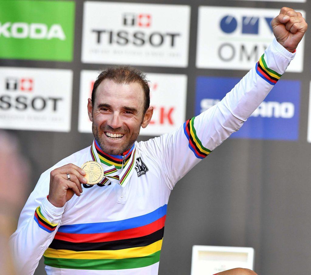 Valverde Campione del Mondo