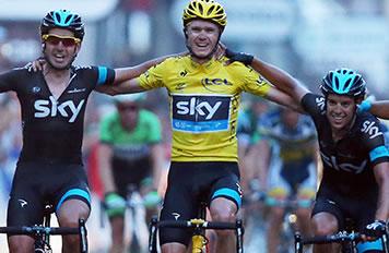 Sky addio al ciclismo?