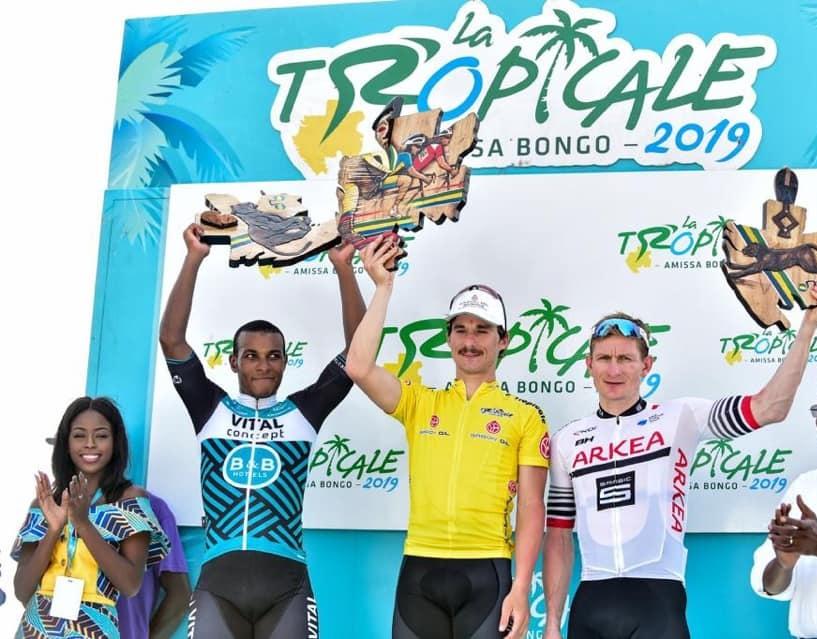 Niccolò Bonifazio vince la Tropicale Amissa Bongo