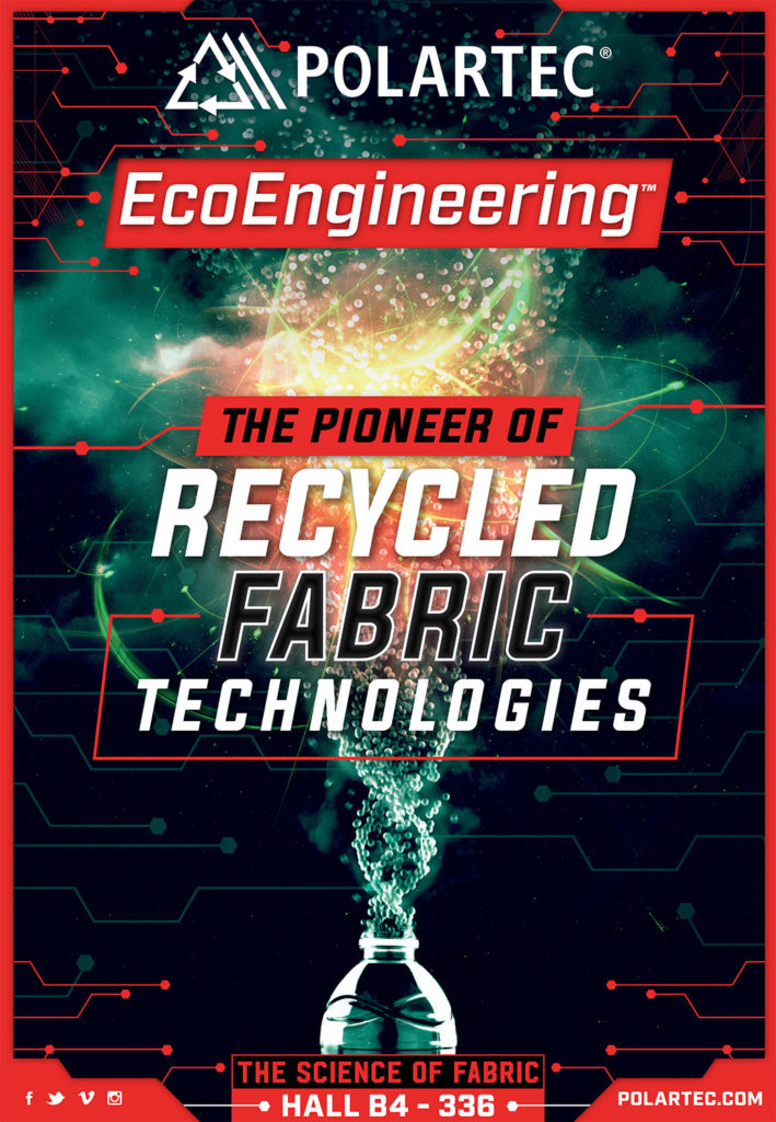 Polartec Eco-Engineering