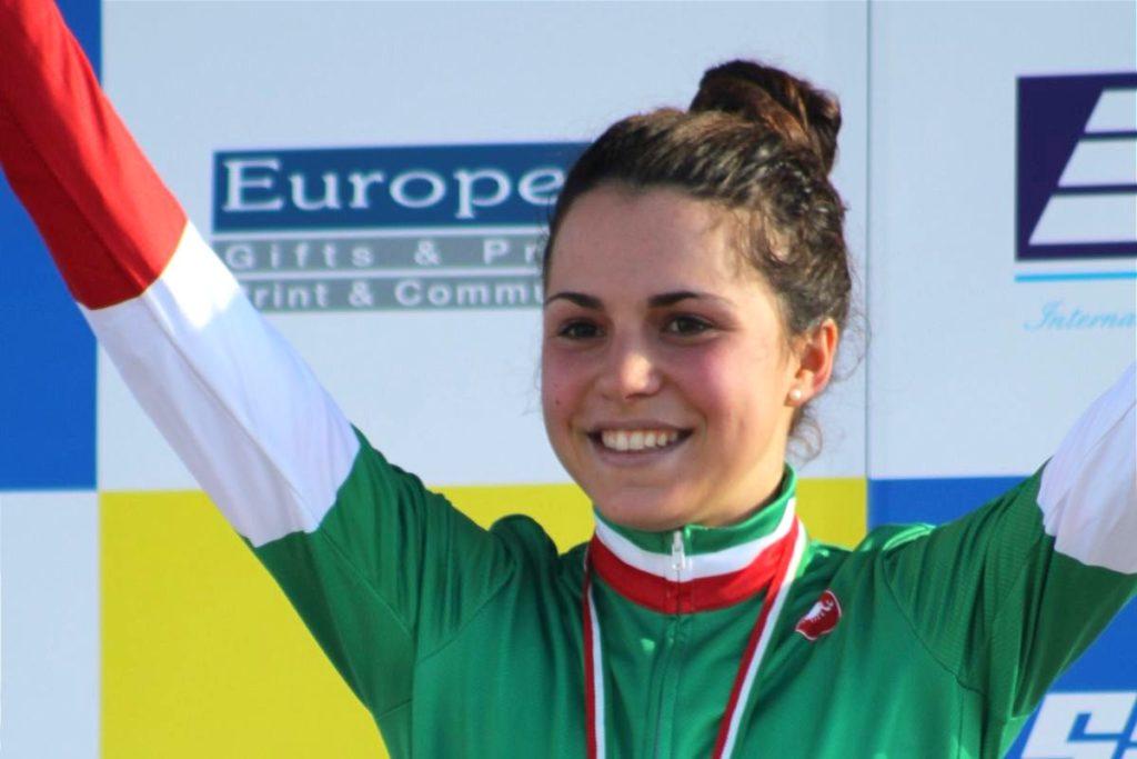 Sara Casasola (Fonte comunicato stampa Foto (c) Andrea Giorgini)